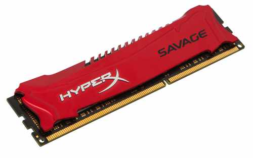 Ver Kingston Technology HyperX Savage 8GB 1866MHz DDR3