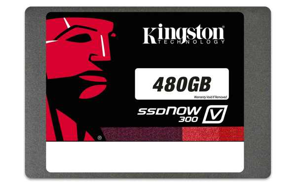 Ver Disco Solido Kingston Technology SSDNow V300 480GB