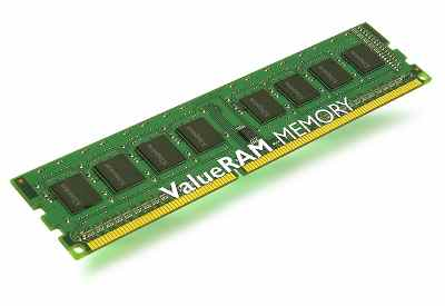 Kingston Technology Valueram 2gb 1333mhz Ddr3