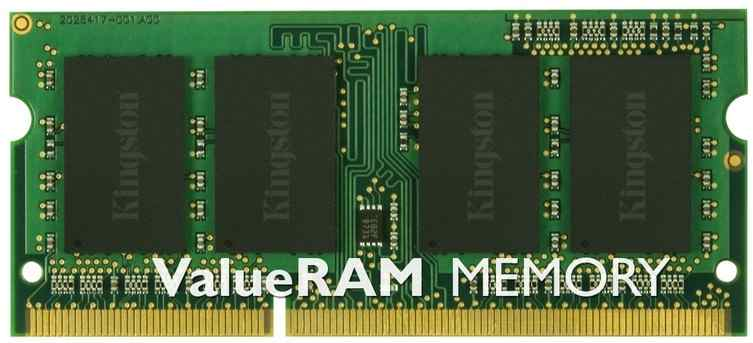Kingston Technology Valueram 2gb Ddr3 1333mhz Kit