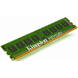 Kingston Valueram Servidor 4gb Ddr3 1333mhz Ecc  W