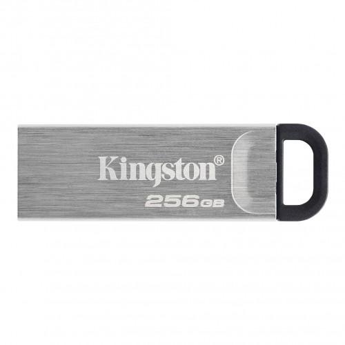 Kingston Technology Datatraveler Kysonusb 256 Gb Plata