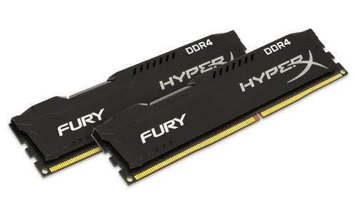 Ver Kingston Technology HyperX FURY 8GB 2133MHz DDR4 Kit of 2