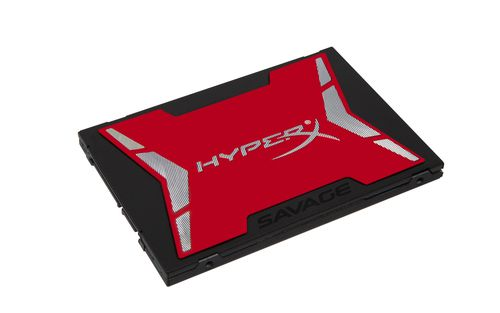 Ver Kingston Technology HyperX SAVAGE SSD 960GB