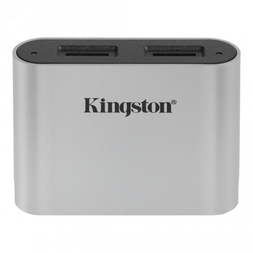 Kingston Technology Workflow Microsd Rea