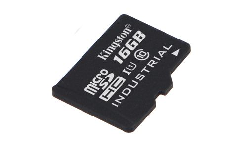 Ver Kingston microSDHC 16GB UHS I Clase 10