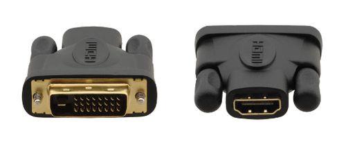 Kramer Electronics 99 9497001 DVID HDMI Negro Oro