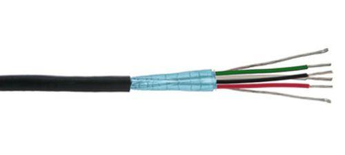 Kramer Electronics BC 2T 300 m Negro cable de senal