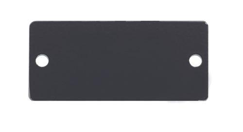 Kramer Electronics Blank Slot Cover Plate