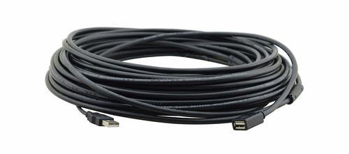 Ver Kramer Electronics CA UAMUAF 25 7 6m USB A USB A Macho Hembra