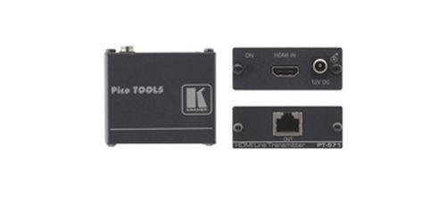 Kramer Electronics HDMI over Twisted Pair Transmitter AV transmitter Negro