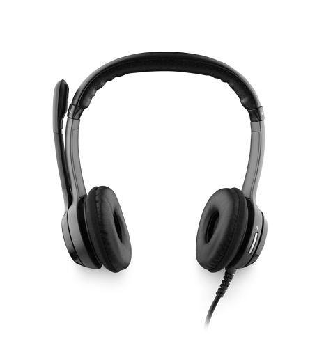 Logitech Auriculares Con Microfono Oem B530 Usb Headset  981-000336
