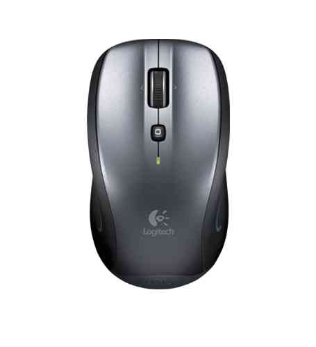 Logitech Raton Retail Wireless Mouse M515 Silver  910-001843