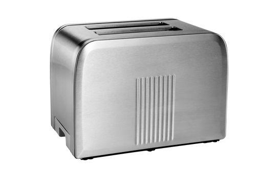 MEDION MD 16232 2rebanada s 1050W Acero inoxidable tostadora