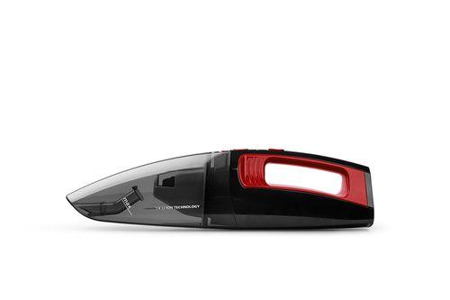 MEDION MD 17135 Sin bolsa Negro Rojo Transparente aspiradora de mano
