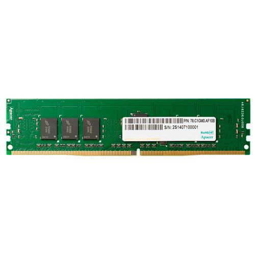 Ver MEMORIA APACER DDR4 2133 U DIMM 8GB 1024 x 8 EL08G2RGDH