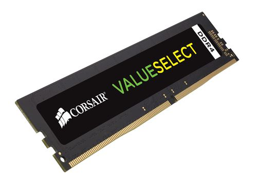 Ver CORSAIR DDR4 4GB 1X4GB PC 2666 VALUE SELECT