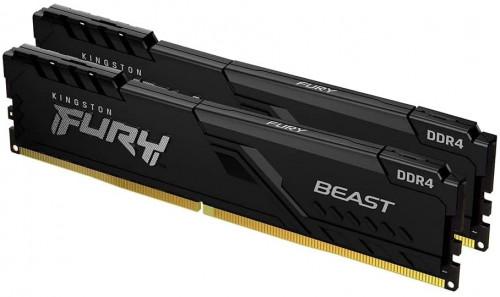 MEMORIA KINGSTON FURY BEAST BLACK DDR4 32GB