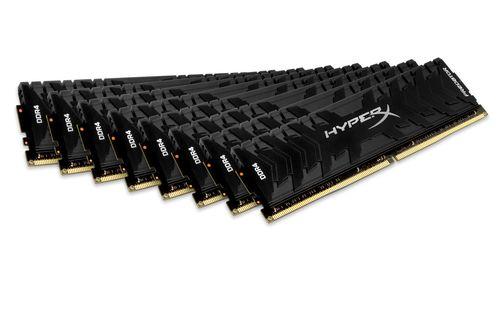 KINGSTON HYPERX PREDATOR DDR4 128GB KIT8 3000MHZ CL15 XMP