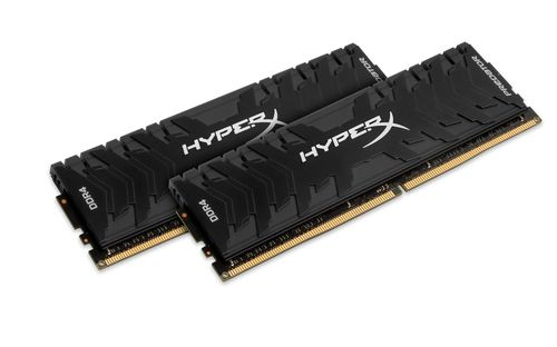 Ver KINGSTON HYPERX PREDATOR DDR4 16GB KIT2 2666MHZ CL13 XMP