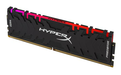 Ver KINGSTON HYPERX PREDATOR DDR4 8GB KIT2 3600MHZ RGB