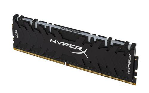 Ver KINGSTON HYPERX PREDATOR RGB DDR4 16GB 3200MHZ