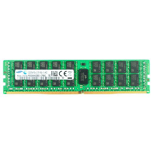 Ver SAMSUNG ECC REGISTERED DIMM 12V 4GB x8 DDR4 PC2400