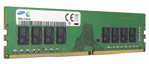 Ver MEMORIA SAMSUNG ECC REGISTERED RDIMM 12V 8GB X8 DDR4 PC2400