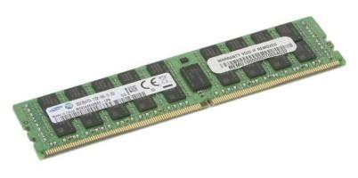 SAMSUNG LOAD REDUCED DIMM 12V 64GB X4 DDR4 PC2400