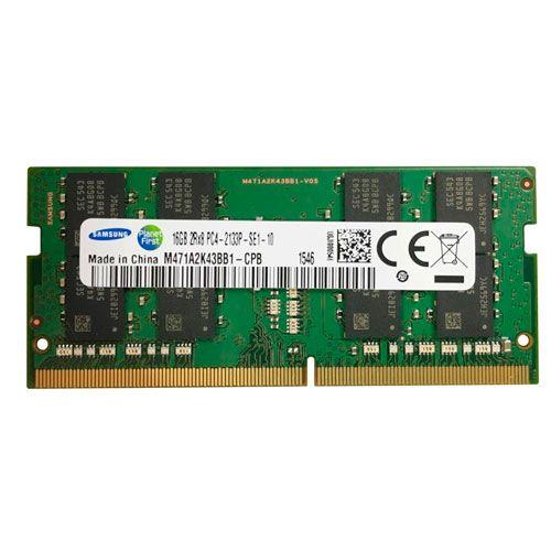 SAMSUNG SODIMM 12V 8GB X8 DDR4 PC2133 CL15 M471A1G43