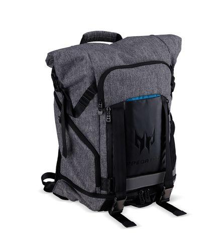Mochila Acer Predator Gaming Rolltop Backpack