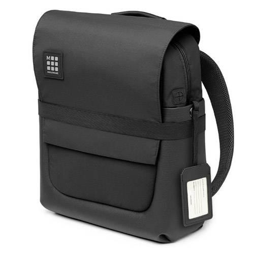 Moleskine Mochila Id Backpack Negro Et72bkbk