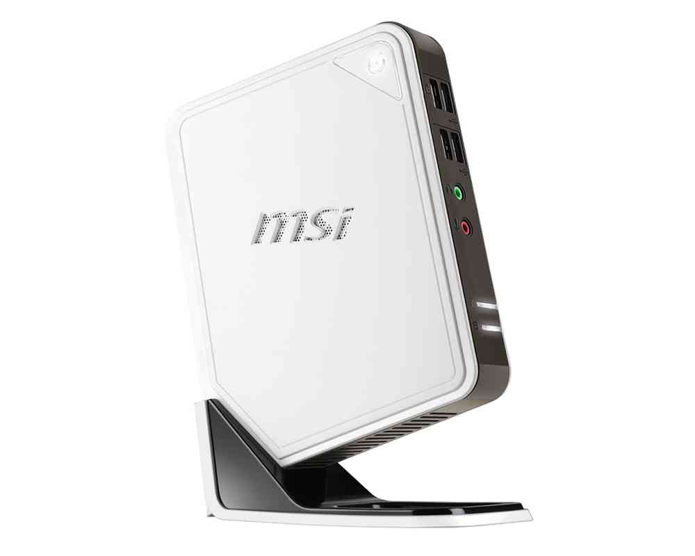 Msi Mini Desktop Wind Box Dc110-006xeu-wc8472g32xx