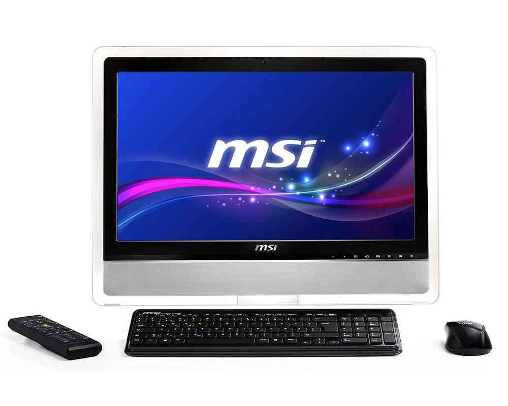 Msi Pc Aio Wind Top Ae2410-049eu I5-2410  8gb  500gb  Vga1gb