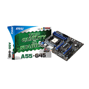 Msi Placa Base Amd 32gb  A55-g45