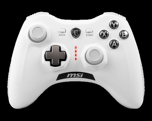 MSI Force GC30 V2 Blanco USB 2 0 Gamepad