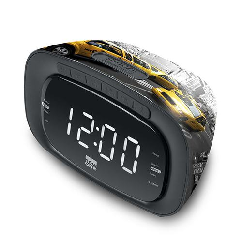 Ver MUSE NEW ONE RADIO RELOJ CR130 NY