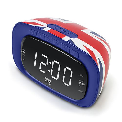 Ver MUSE NEW ONE RADIO RELOJ CR130 UK