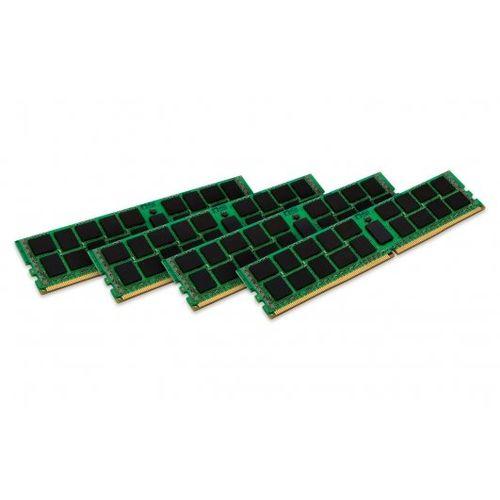 Kingston DDR4 32GB Kit4 2400MHz ECC Reg CL17 1Rx8 Intel KVR24R17S8K432I
