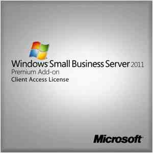 Microsfot Windows Small Business Server Premium Addcalst 2011 64-bit 5 Clt Device Cal