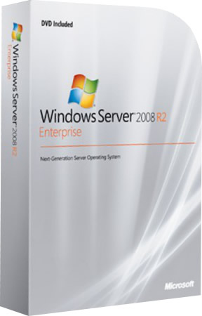 Microsoft  Windows Server-2008 R2 Enterprise