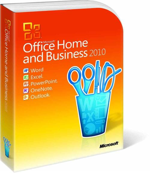 Microsoft Office Home And Business 2010   Norton Internet Security 2012