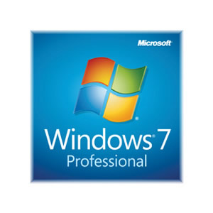 Microsoft Windows 7 Professional  64bits Pack 3 -oem-