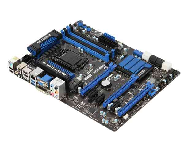 Msi Placa Base Z77a-gd65 Intel  1155  Z77