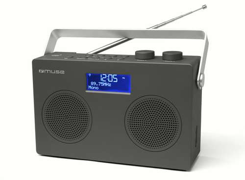 Ver Muse M 110 DB radio