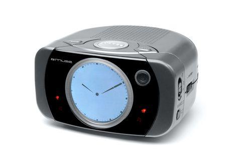 Ver Muse M 16 CR Reloj Analogica Negro radio