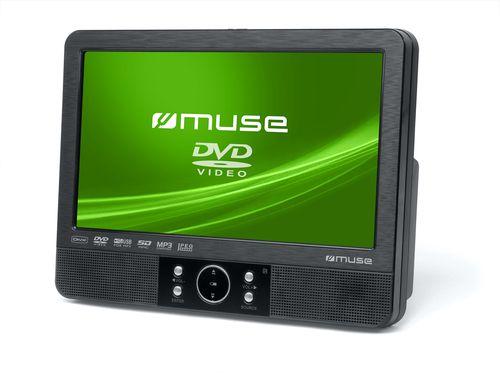 Muse M 920 CVB reproductor de dvdbluray portatiles