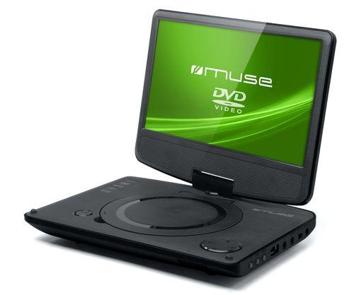 Muse M 970 DP reproductor de dvdbluray portatiles
