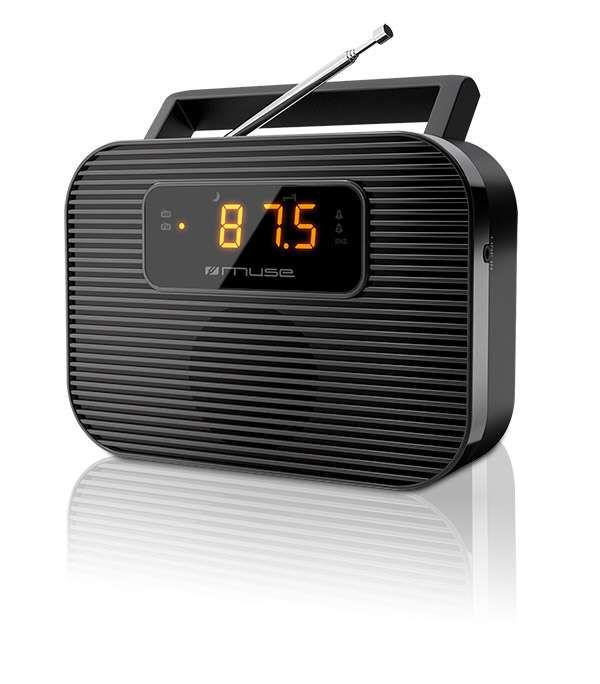 Muse Radio M 080R PLL