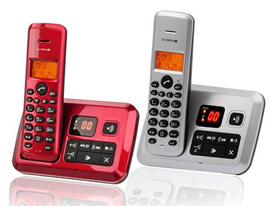 Olympia Telefono Inalambrico Certo Answer